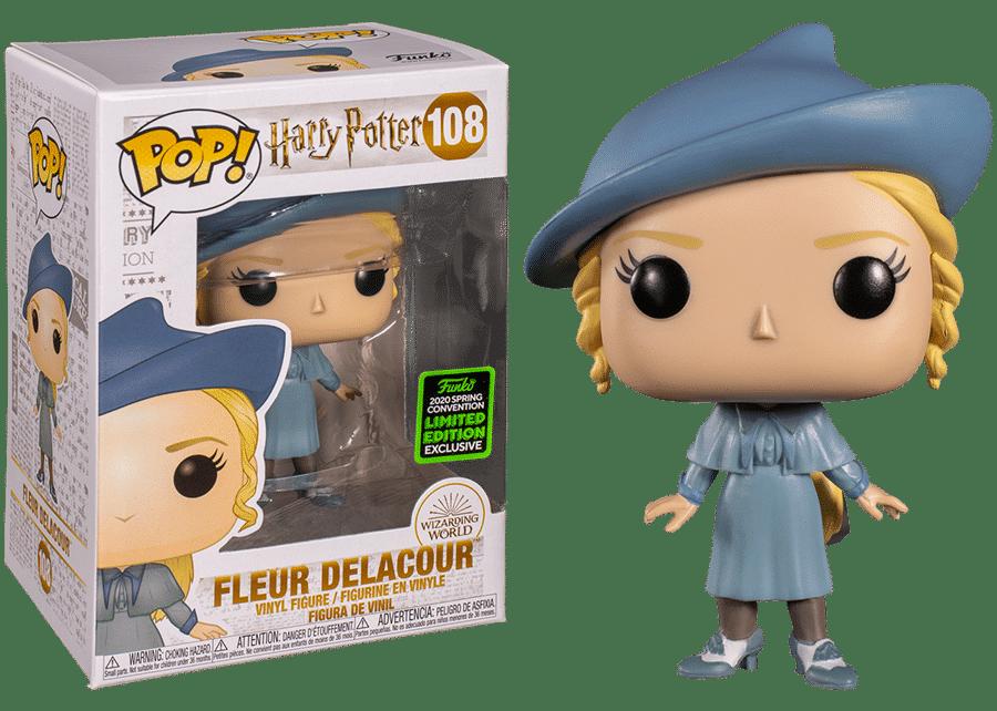 Funko Pop! Harry Potter: Fleur Delacour #108