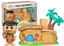 Funko Pop! Flintstones: Fred Flintstone's Home #14