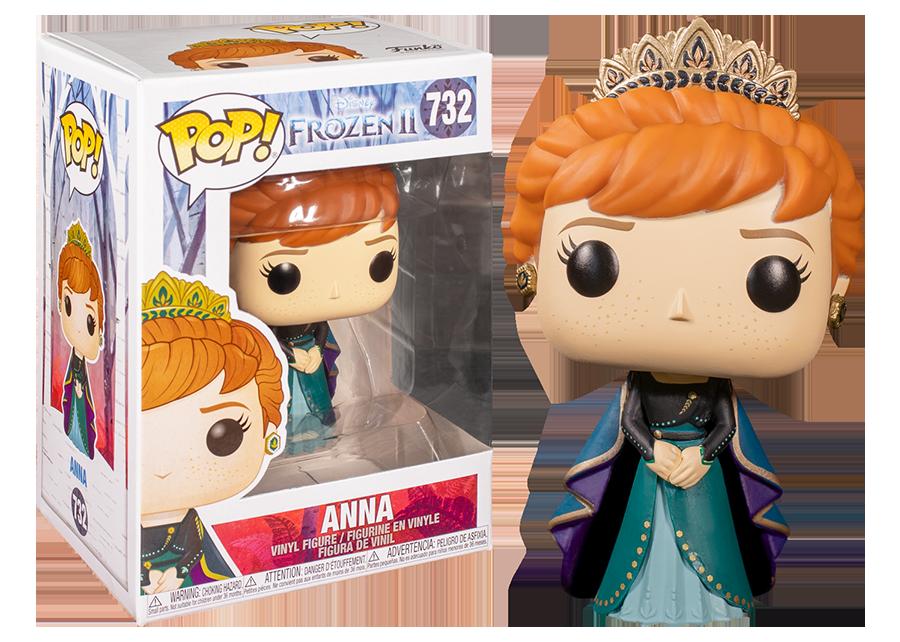 Funko Pop! Frozen 2: Anna Epilogue #732