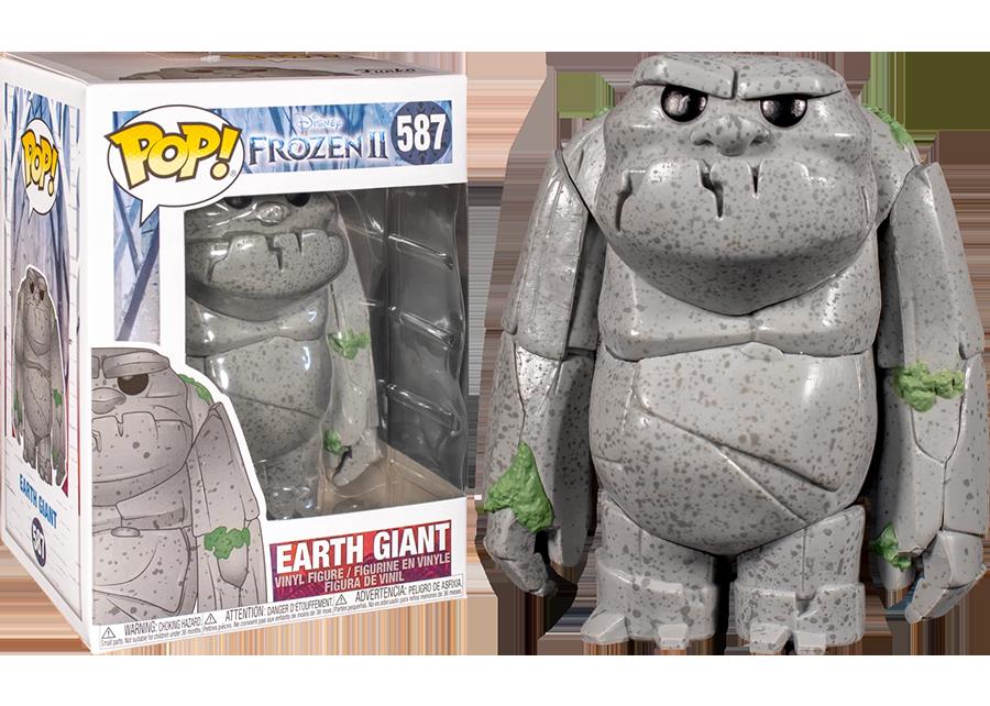 Funko Pop! Frozen 2: Earth Giant #587