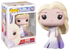 Funko Pop! Frozen 2: Elsa Epilogue #731