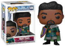 Funko Pop! Frozen 2: Mattias #586