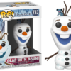 Funko Pop! Frozen 2: Olaf with Bruni #733