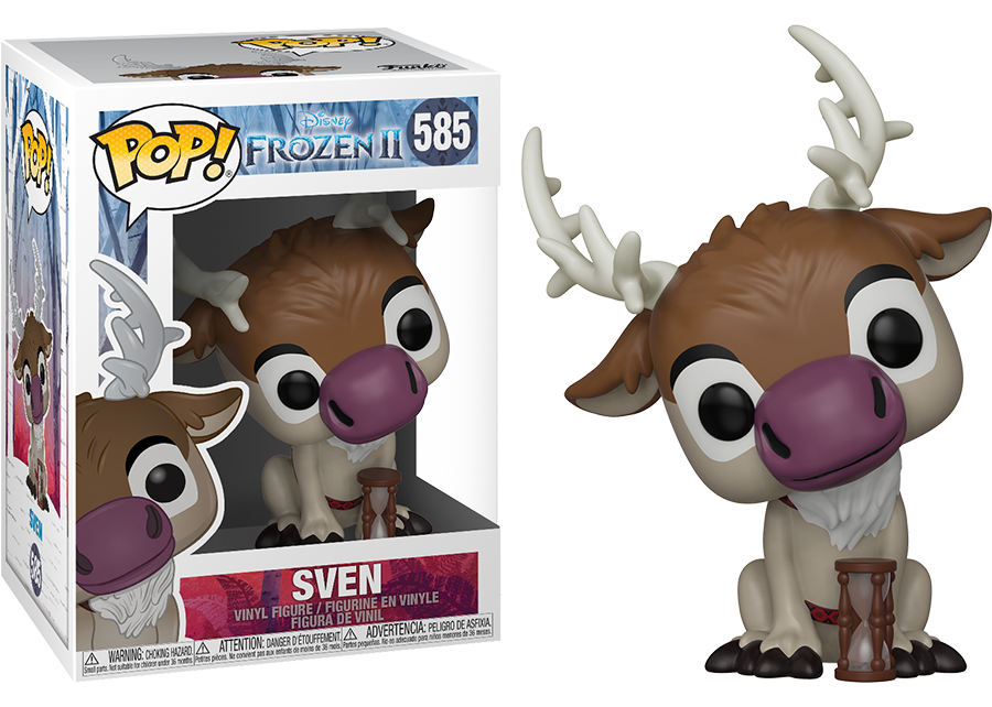 Funko Pop! Frozen 2: Sven #585