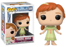 Funko Pop! Frozen 2: Young Anna #589