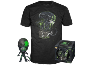 Funko Pop! & Tee: Alien Xenomorph #731