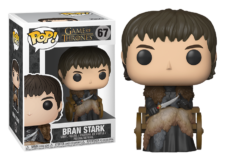 Funko Pop! & Tee Game of Thrones: Bran Stark #67
