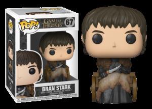 Funko Pop! & Tee Game of Thrones: Bran Stark #67