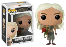 Funko Pop! Game of Thrones: Daenerys Targaryen #03