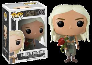 Funko Pop! Game of Thrones: Daenerys Targaryen #03