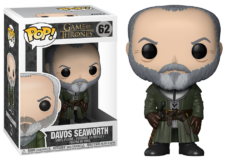 Funko Pop! Game of Thrones: Davos Seaworth #62