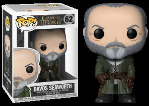 Funko Pop! Game of Thrones: Davos Seaworth #62