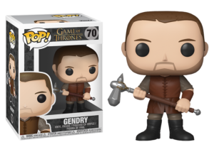 Funko Pop! Game of Thrones: Gendry #70