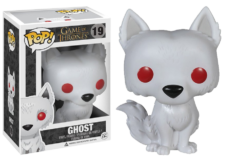 Funko Pop! Game of Thrones: Ghost #19