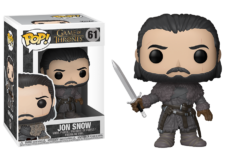 Funko Pop! Game of Thrones: Jon Snow #61