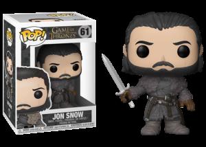 Funko Pop! Game of Thrones: Jon Snow #61