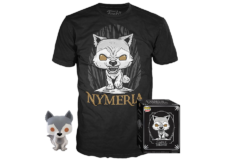 Funko Pop! & Tee Game of Thrones: Nymeria (size XL) #76