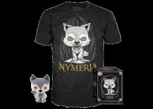 Funko Pop! & Tee Game of Thrones: Nymeria (size XL) #76