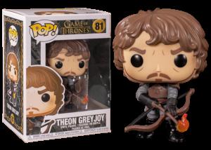Funko Pop! Game of Thrones: Theon Greyjoy #81