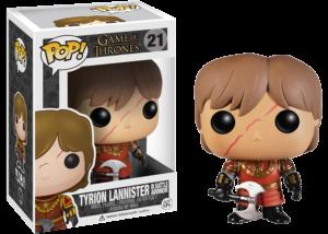 Funko Pop! Game of Thrones: Tyrion in Battle Armor #21
