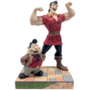 """Disney Traditions: Gaston and Lefou """"Muscle-Bound Menace"""""""