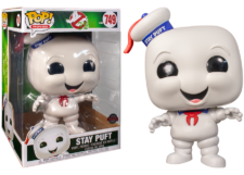 Funko Pop! Ghostbusters: 10 Inch Stay Puft #749