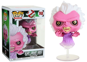 Funko Pop! Ghostbusters: Scary Library Ghost #748