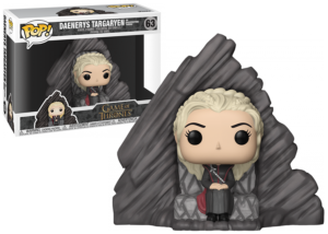Funko Pop! Game of Thrones: Daenerys on Dragonstone #63
