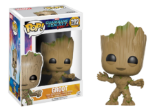 Funko Pop! Guardians of the Galaxy: Groot #202