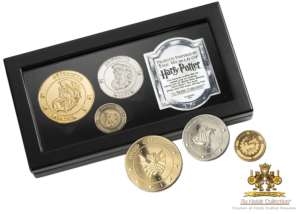 Harry Potter: The Gringotts Coin Collection