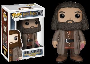 Funko Pop! Harry Potter: Hagrid's #07