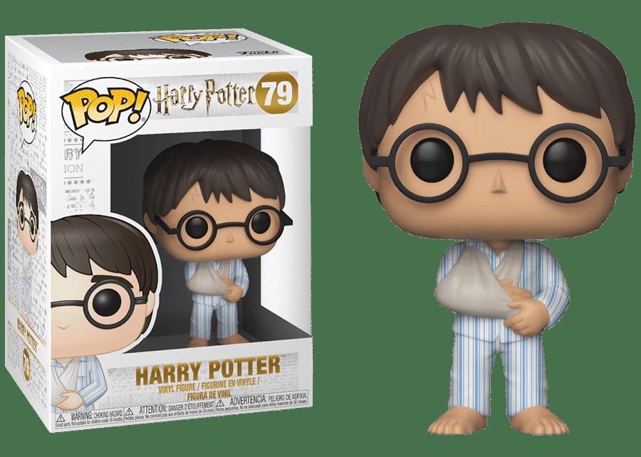 Funko Pop! Harry Potter: Harry in PJs #79