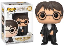 Funko Pop! Harry Potter: Harry Yule Ball #91