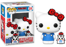 Funko Pop! Hello Kitty: Anniversary (8 bit) #31