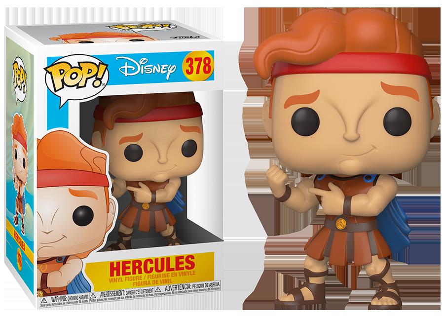 Funko Pop! Hercules: Hercules #378