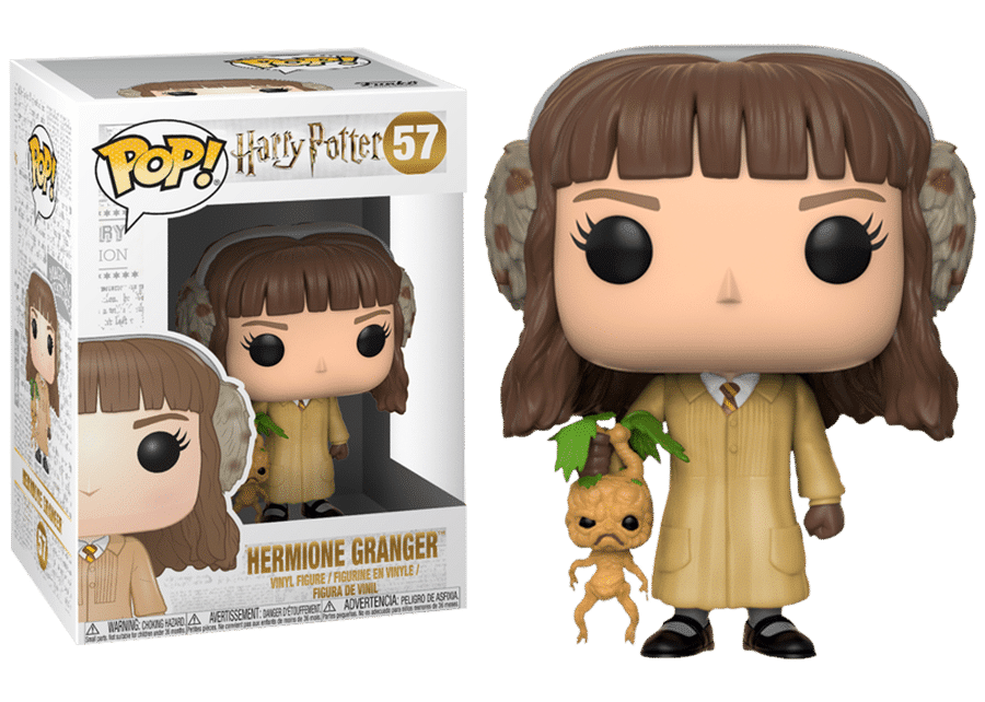 Funko Pop! Harry Potter: Hermione Herbology #57