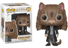 Funko Pop! Harry Potter: Hermione as Cat #77