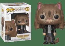 Funko Pop! Harry Potter: Hermione as Cat #77