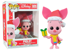Funko Pop! Disney: Holiday Piglet #615