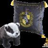 Harry Potter: Plush Hufflepuff House Mascot and Cushion