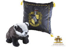 Harry Potter: Plush Hufflepuff House Mascot and Cushion