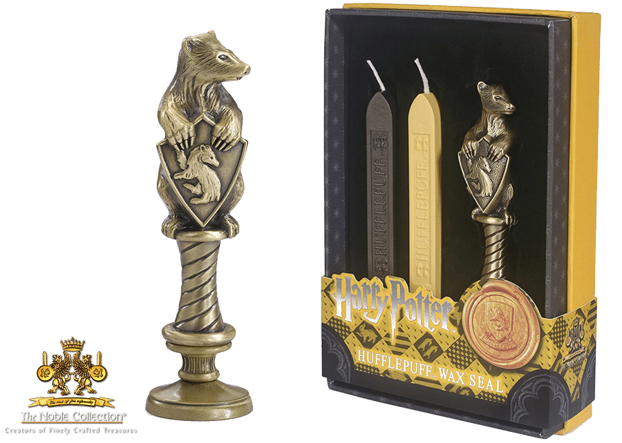Harry Potter: Hufflepuff Wax Seal