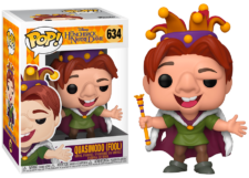 Funko Pop! Hunchback of Notre Dame: Quasimodo Fool #634