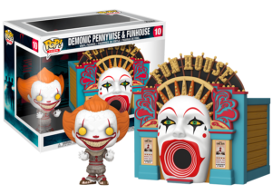 Funko Pop! IT: Demonic Pennywise and Funhouse #10