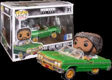 Funko Pop! Rocks: Ice Cube w/ Impala #81