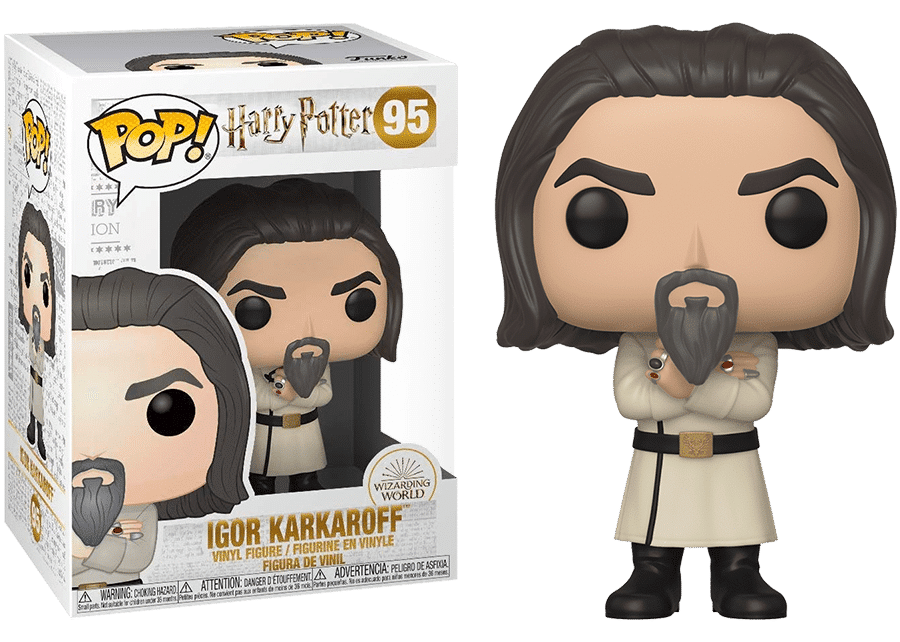 Funko Pop! Harry Potter: Igor Karkaroff #95