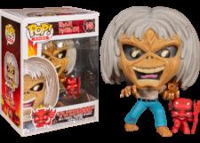 Funko Pop! Rocks: Iron Maiden Number of the Beast Eddie #145