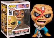Funko Pop! Rocks: Iron Maiden Piece of Mind Eddie #146