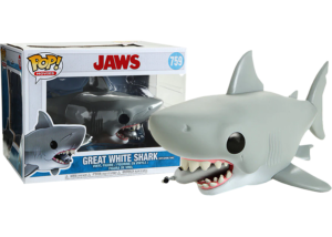 Funko Pop! Jaws: Great White Shark with Tank #759