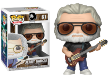 Funko Pop! Rocks: Jerry Garcia #61